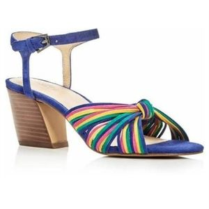 New Botkier Patsy City Suede Sandals 8.5